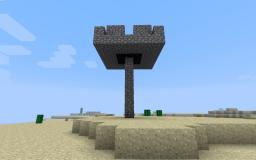 Basic Combat Tower Minecraft Map & Project