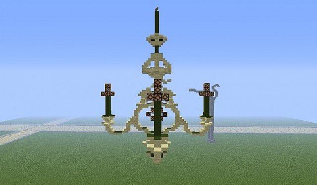 Chandelier Minecraft Project