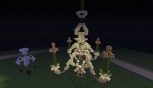 Crystal Mansion For The First Time