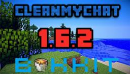 ★CleanMyChat [1.7.4] [Plugin] [Pop Reel]★ Minecraft Mod