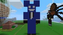 Deadmau5 Statue Minecraft Blog