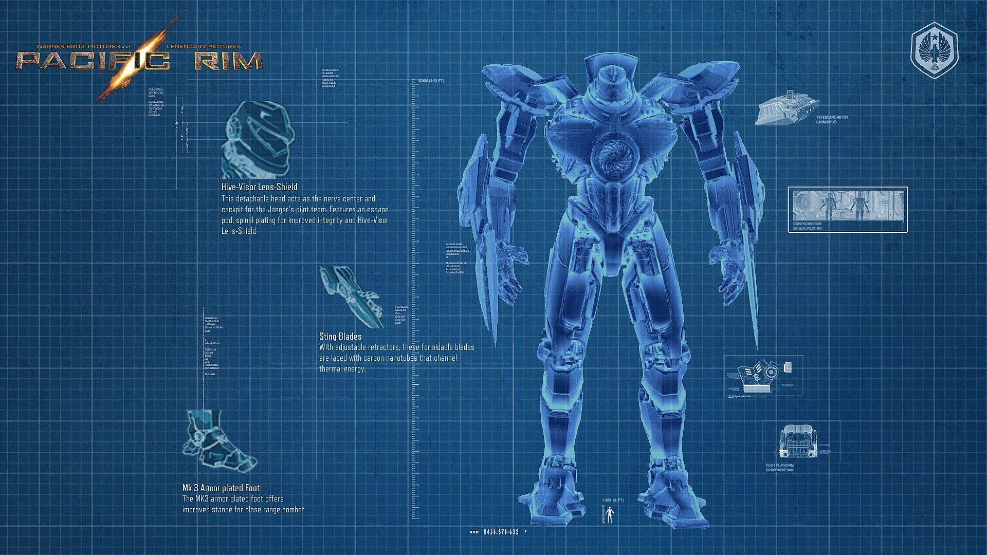 goliath firehawk pacific rim minecraft project