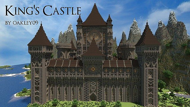 King's Castle Minecraft Project
