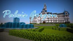 Paleis Gorgon Minecraft Map & Project