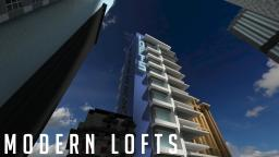 Modern Lofts Minecraft Map & Project