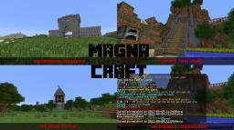 The Frogbox: Magnacraft Server Minecraft Blog Post