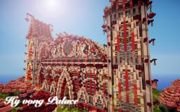 Hy Vong Palace Minecraft Map & Project