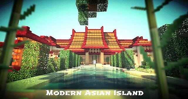 MoSia ModernAsianJapanese Featured by Keralis Minecraft Project