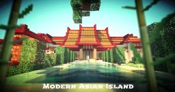 MoSia - Modern/Asian/Japanese - Featured by Keralis Minecraft Map & Project