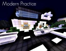 Modern House Experiment [WoK] Minecraft Map & Project