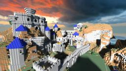 Render Test Minecraft Map & Project
