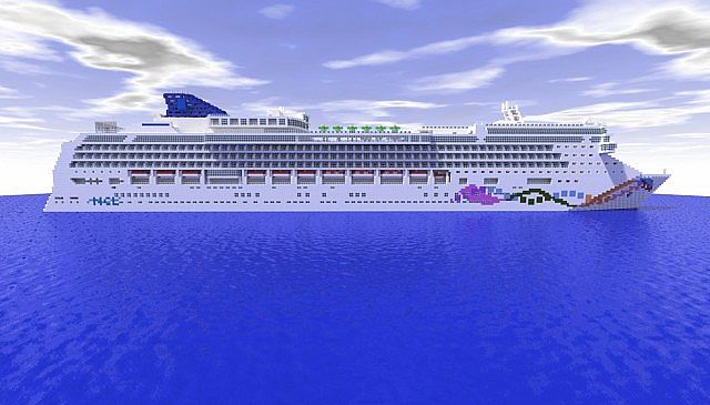 Norwegian Pearl 1 1 Scale Real Cruise Ship Download
