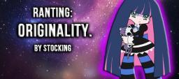 ·÷± ѕтσcкιηg ±÷· ORIGINALITY. Minecraft Blog