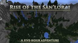 [1.9.1] [Adventure] [Custom NBTs] [NPCs] [Bosses] Rise of the San'lorai - A Five hour Campaign - NO MODS REQUIRED! Minecraft Map & Project