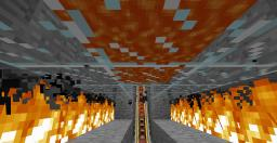 A RollerCoaster Minecraft Map & Project