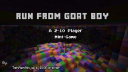 Run From Goat Boy [Mini-Game] Minecraft Map & Project