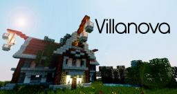 Villanova [Rustic] Minecraft Map & Project