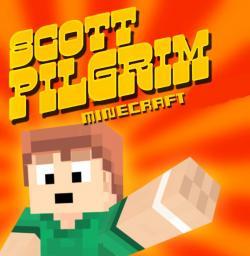 Scott Pilgrim Texture Pack Minecraft Texture Pack