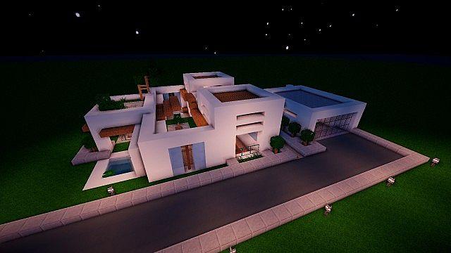 Modern Open Complex House