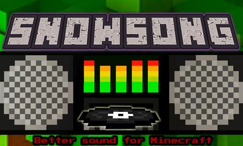 SnowSong Total Sound and Music Resource Pack Minecraft