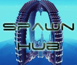 Spawn Hub - ICE Four Arch Theme - Xeonji Minecraft Map & Project