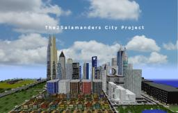 [Minecraft city project] One of the biggest city projects in Minecraft! Minecraft Project