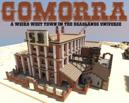 The Weird West Town of Gomorra Minecraft Project