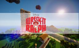 Niceland - Wreck It Ralph Town Minecraft