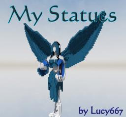 Fantasy Statues Minecraft Map & Project