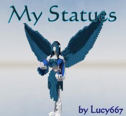 Fantasy Statues Minecraft