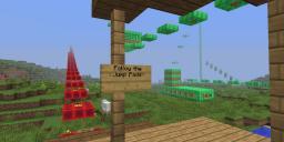 Brilliant JumpZ 1.0 - Parkour Map Minecraft