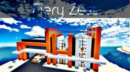 [Modern] Fiery Zest Minecraft Map & Project