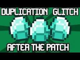 Diamond Block Glitch - How to troll in Minecraft - Uses redstone