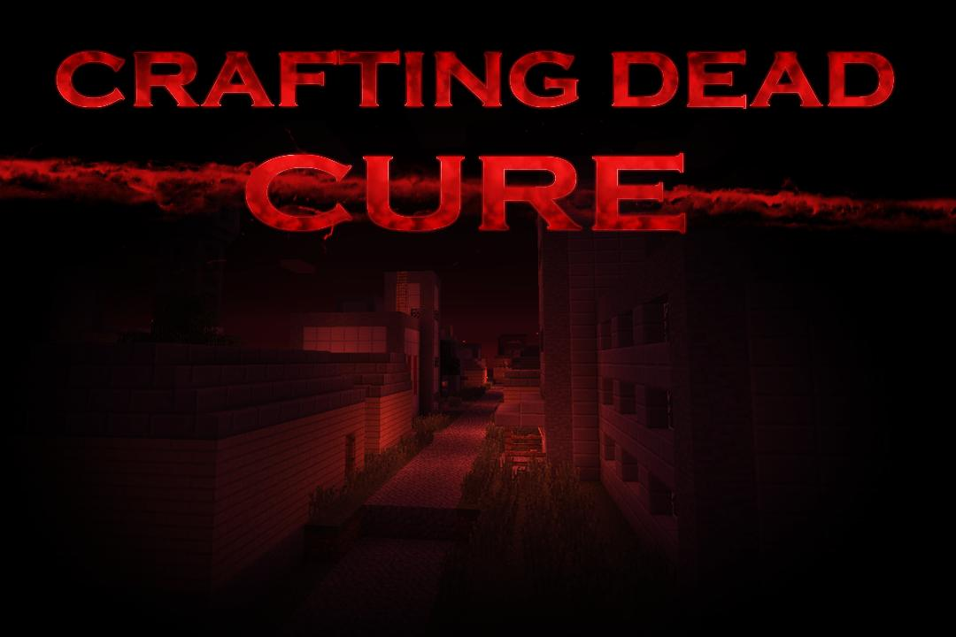 Crafting dead cure smp ssp 1 2 8 minecraft mod for Minecraft crafting dead servers
