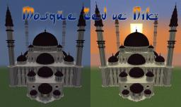 Mosque Zed ve Nik Minecraft Map & Project