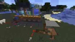 PowerSign CraftBukkit1.7.2 water control and lamps Minecraft Mod