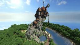 Warhammer: Reik River Observatory Minecraft