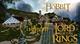 Rivendell Lord of the Rings~ The Valar Project Minecraft