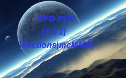 [1.6.2] GPD PVP |Factions|mcMMO|Leaper| Minecraft Server