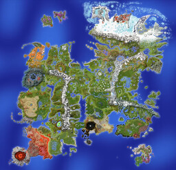 Realm Of The Wizards! (Magical Survival Roleplay) Minecraft Server