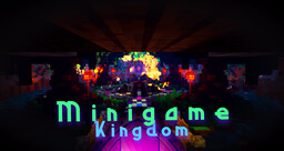 Minigame Kingdom [1.17.1] | DOWNTIME Minecraft Map & Project