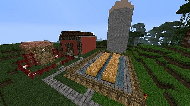 yogscast adventure map the golden carrot minecraft project
