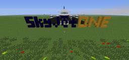 SkyJet ONE Minecraft Map & Project