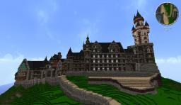 **BEST CASTLE IN MC** MAYBE ;) Minecraft Map & Project