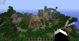 DynastyCraft Adventure map Minecraft Map & Project