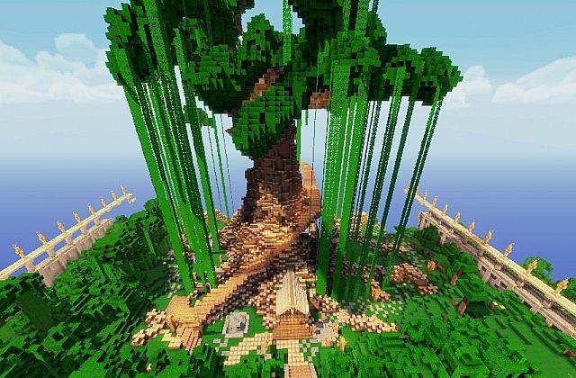 Minecraft Mod Showcase - Skyr Dimension - Fields of Dimensions ...