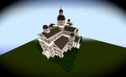 Neoclassical Cathedral WIP Minecraft Map & Project