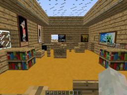 Library: Collecting your stories! Minecraft Server
