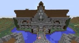 Midieval Castle Minecraft Map & Project