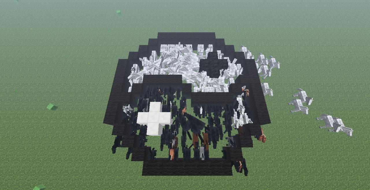 FAIL Yin Yang Minecraft Blog